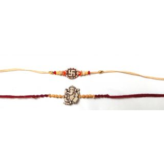 [Rakhi Deal]Shopclues : Set of 2 Rakhis for just Rs.1 only