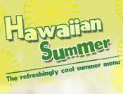 Get Free Hawaiin Summer voucher from Barista