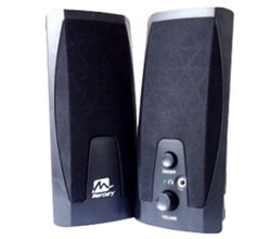 Get Mercury USB Speakers worth Rs 350 @ Rs 99 only!! ( Shipping Extra )