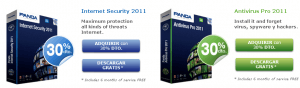 License Giveaway- Free 6 months Panda Antivirus and Internet security 2011