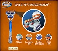 Free Samples of Gillete Fusion, Pantene, Ariel, Olay & Head & Shoulders @ Rewardme