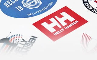 Freebie : Free Helly Hansen HH Stickers Pack