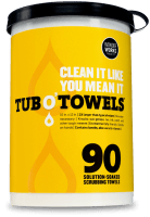 Free Sample: Tub O'Towels