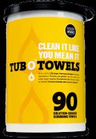Free Sample: Tub O'Towels