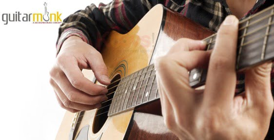 Music Lovers Get FREE Guitar Classes online for 1 month.