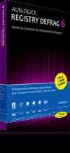 Free Licensed Auslogics Registry Defrag 6.2