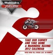 [Freebie] Free Mahindra Racing 2012 Calendar