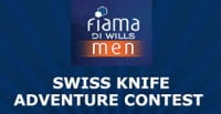 Fiama Di Wills Men Swiss Knife Contest