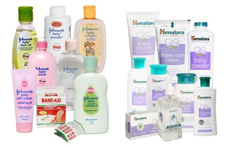Firstcry : Flat Rs.300 OFF on Complete Babycare Kit from Johnson and Johnson & Himalaya