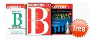 Free Copy Of Career 360 B-School Ranking Magazine Issue