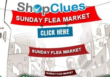 Shopclues Flea Market: Reebok Men's Socks (Pack of 2) at Rs.53, Parker beta roller pen at Rs.33 & more
