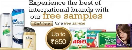 Free Ariel Matic Washing Powder Sample @ Rewardme