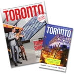 """Request your Free Copy: """"Toronto Visitor Guide 2012"""""""