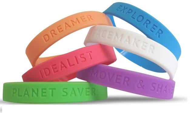 Freebie: Free Wrist Band at Goodnet.org