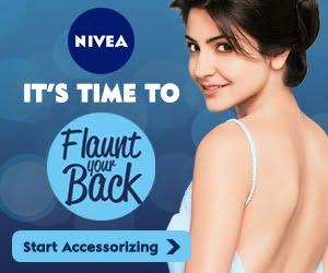 [Hurry!!] Free samples of NIVEA whitening body lotions & salon vouchers
