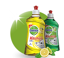 Win 5 Free Samples from Dettol Every Week