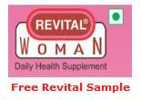 revital free sample