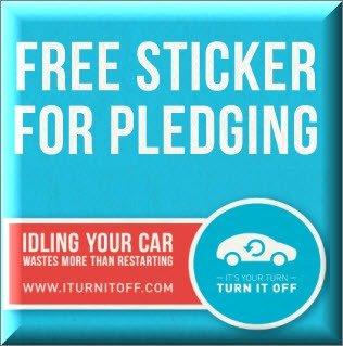 Free Turn it off Bumper Sticker