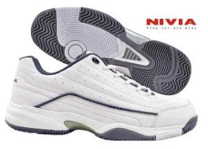 NIVIA Sports Shoes (Badminton / Cricket / Tennis) Starts from Rs.539 @ Amazon