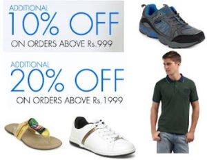 Myntra Clearance Sale : Flat 50% off