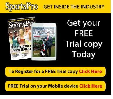 Sportspro Magazine Free Sample Copy