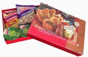 Jaw Dropping Deal: Bikanervala Celebrations Pack
