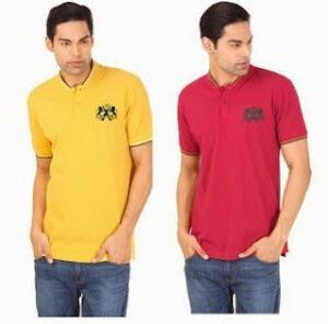 Shersingh Polo TShirts: Flat 60%