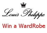 Play & Win Free Wardrobe Makeover By Louis Philippe