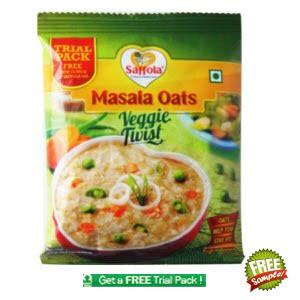 freesample masala oats