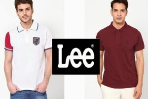 Lee Polo T-Shirts : Flat 30% to 50% Off