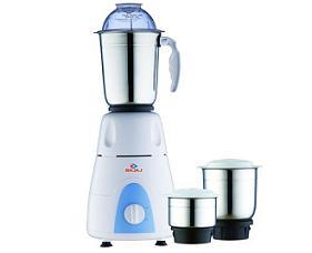 Bajaj Majesty GX 3 450 Watt Mixer Grinder worth Rs.3075 for Rs.1581 Only @ Flipkart (Flat 48% Off)