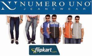 Numero Uno & Mufti Jeans & Jackets - Min 50% Off