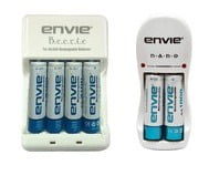 Envie Rechargeable Battery below Rs.199 @ Flipkart