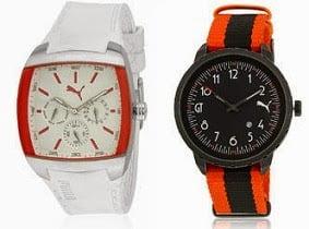 PUMA Watches - Flat 70% Off