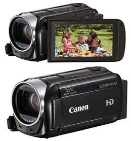 Canon Legria HF R406 (Black)