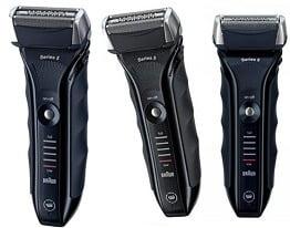 Braun Series 5 560s-3 Shaver For Men worth Rs.11495 for Rs.5804 Only @ Flipkart