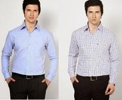 Canary London Mens Shirts - Flat 50% Off