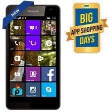 Microsoft Lumia 535 Window 8.1 Dual Sim Phone