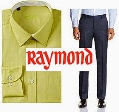 Raymond Business Shirts & Trousers: Flat 50% Off