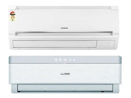 Upto 43% off on Split Air Conditioner (Hitachi, LG, Voltas, Godrej, Panasonic) + Rs.1500 Extra off on Pre-paid Orders @ Flipkart