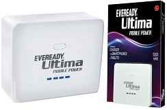 Eveready UM 52 Power Bank 5200 mAh for Tablets and Smartphones worth Rs.2500 for Rs.799 Only @ Flipkart (Next Lowest Rs.1450 @ Amazon)