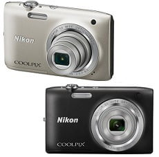 Nikon Coolpix S2800 Point & Shoot Camera worth Rs.5950 just for Rs.3570 Only @ Flipkart (Price Valid for Limited Period)