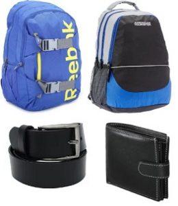 Branded Luggage, Backpacks & Wallets – Upto 50% Off@ Amazon