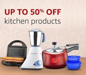 Home & Kitchen Appliances: Upto 50% Off @ Amazon
