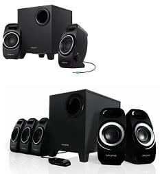 Creative SBS A355 2.1 Multimedia speaker