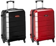 Safari Regloss Antiscratch 55 cms Hard Sided Suitcase for Rs.2099 @ Amazon