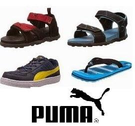 puma footwear amazon