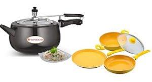 Wonderchef Cookware up to 65% Off