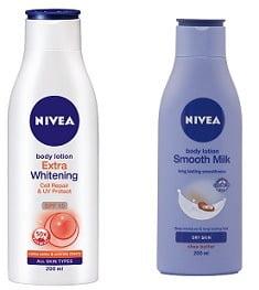Nivea Body Extra Whitening Body Lotion 200ml