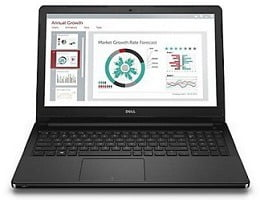 Dell Vostro 15 3558 15.6-inch Laptop (Intel Core i3-4005U/ 4 GB/ 1 TB/ DOS)